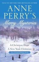 Anne Perry's Merry Mysteries Pdf/ePub eBook