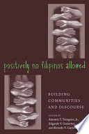 Positively No Filipinos Allowed