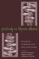 Positively No Filipinos Allowed ebook