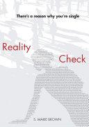 Reality Check: There's a Reason Why You're Single Pdf/ePub eBook