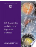 Imf Committee On Balance Of Payments Statistics Annual Report 2004 Epub