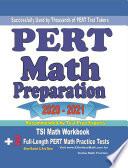 Pert Math Preparation 2020 2021
