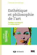 Esthétique et philosophie de l'art
