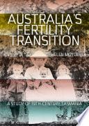 Australia   s Fertility Transition