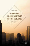 Pdf International Financial Institutions and Their Challenges Telecharger