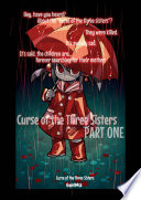 Curse Of The Three Sisters Vol 1 Horror Manga