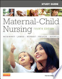 Study Guide for Maternal Child Nursing   E Book Book