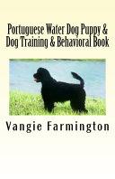 Portuguese Water Dog Puppy   Dog Training   Behavioral Book