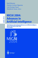 MICAI 2004  Advances in Artificial Intelligence