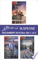 Harlequin Love Inspired Suspense December 2018   Box Set 1 of 2