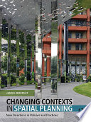 Changing Contexts In Spatial Planning