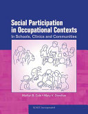 Social Participation in Occupational Contexts