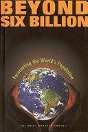 Beyond Six Billion