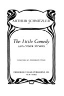 The little comedy and other stories