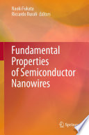 Fundamental Properties of Semiconductor Nanowires