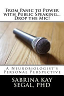 From Panic to Power With Public Speaking   drop the Mic