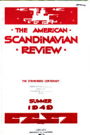 The American Scandinavian Review Book PDF