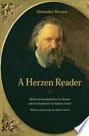 A Herzen Reader