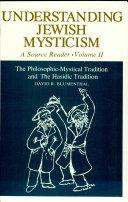 Understanding Jewish Mysticism