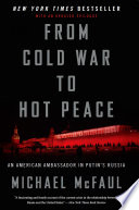 From Cold War to Hot Peace