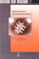 Research Into Spinal Deformities 3