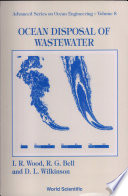 Ocean Disposal Of Wastewater Book PDF