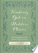 Finding God in Hidden Places Book