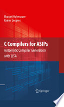 C Compilers For Asips Book PDF