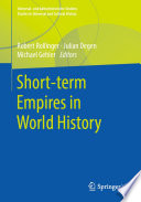 Short term Empires in World History