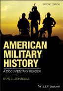 Pdf American Military History