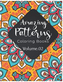 Amazing Patterns Coloring Book  Volume 2