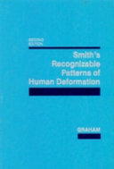 Smith s Recognizable Patterns of Human Deformation Book