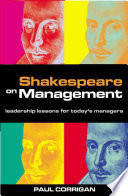 Shakespeare on Management