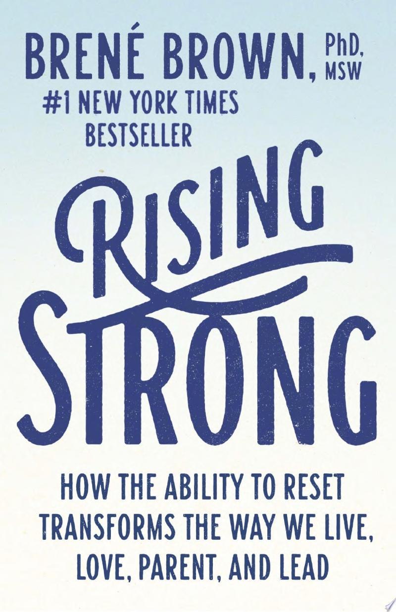 Rising Strong image