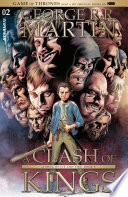 George R. R. Martin's A Clash Of Kings: The Comic Book #2