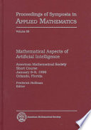 Mathematical Aspects of Artificial Intelligence
