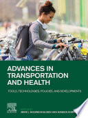 Advances in Transportation and Health