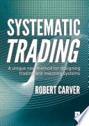 Systematic Trading Book PDF