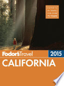 Fodor's California 2015