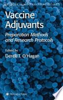 Vaccine Adjuvants Book PDF