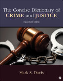 The Concise Dictionary of Crime and Justice [Pdf/ePub] eBook