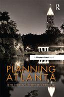 Planning Atlanta Pdf/ePub eBook