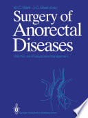 Surgery Of Anorectal Diseases Book PDF