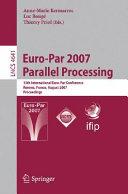 Euro Par 2007 Parallel Processing