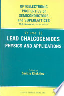 Lead Chalcogenides