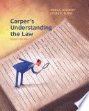 Carper s Understanding the Law