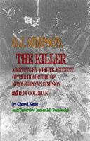 O. J. Simpson, the Killer