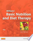 Williams' Basic Nutrition & Diet Therapy14
