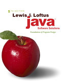 Cover of Java Software Solutions