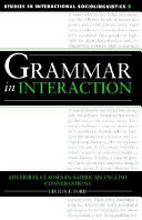 Grammar in Interaction